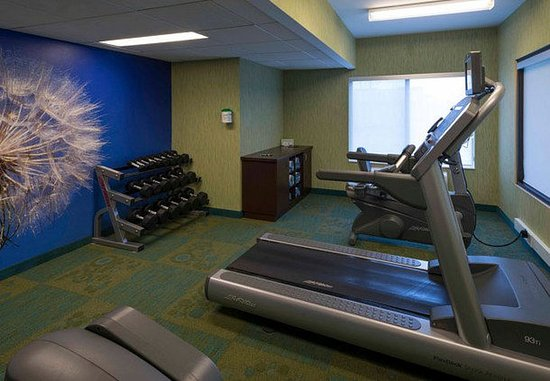 Bolingbrook, IL: Fitness Center