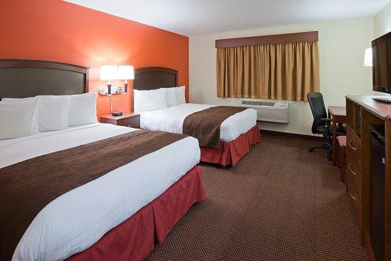 Saint Cloud, MN: Americ Inn St Cloud Standard Double