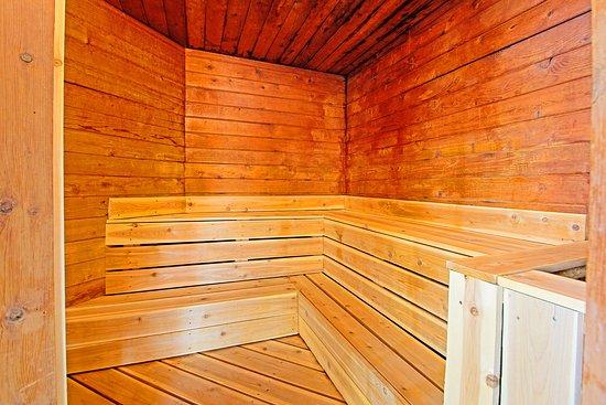 Plover, WI: Sauna