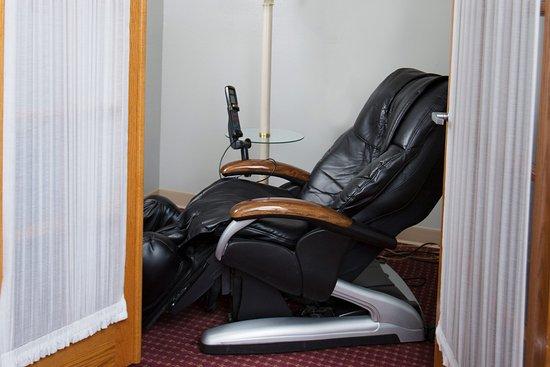 Prairie du Chien, Ουισκόνσιν: Massage Chair