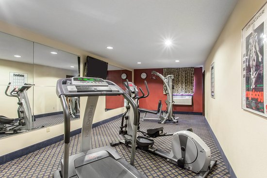 Seville, OH: Fitness center
