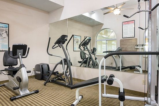 Camden, AR: Fitness Center
