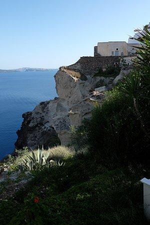 Ifestio Villas: View from Villa Agis