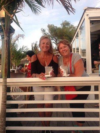 Ristorante Antipasti: Bonnie Gillham & sister Cindy Hendrix