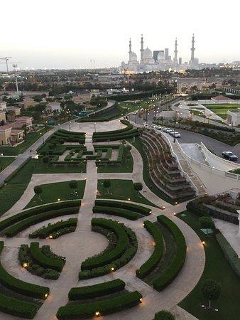 Amazing hotel in Abu Dhabi