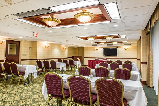 Clarion Hotel & Suites Hamden: Meeting Room