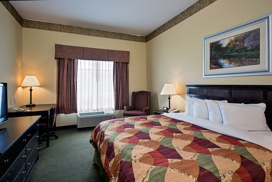Country Inn & Suites By Carlson, Hampton: Guest Room