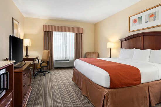Country Inn & Suites By Carlson, Columbia : Guest Room with king bed