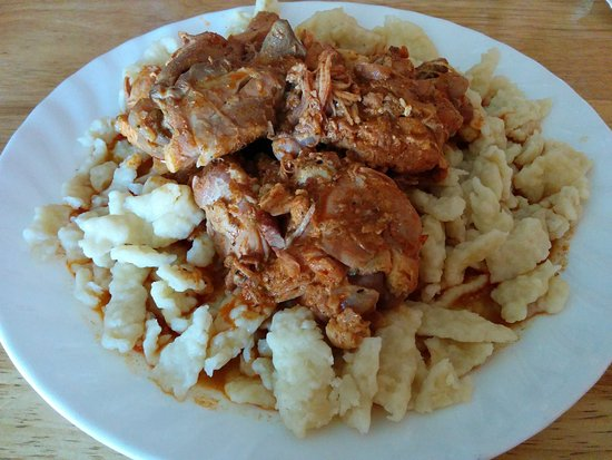 Ewing, Nueva Jersey: Chicken Paprikas