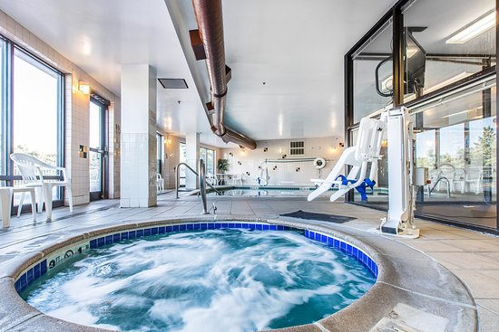 Dillon, CO: Indoor hot tub