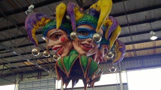 Bilde fra Blaine Kern's Mardi Gras World