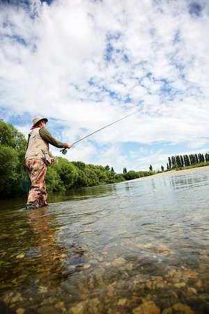 Fly Fishing in Gore