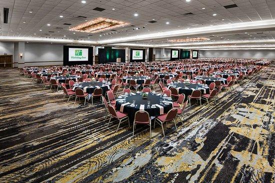 Springdale, AR: Convention Center Main Hall