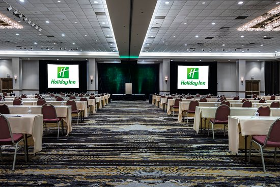 Springdale, AR: Convention Center Halls, Classroom Style