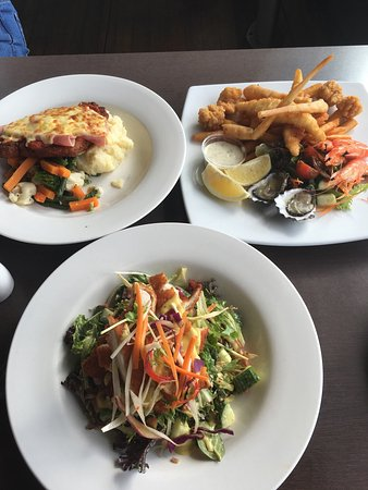 Swansea, Australien: Good prices, large portions