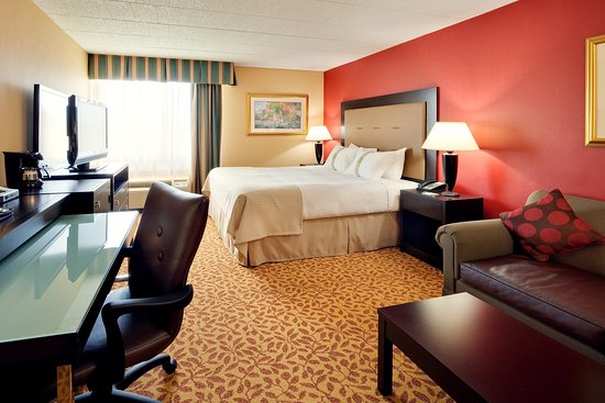 Breinigsville, PA: Guests appreciate the benefits of the Executive Level