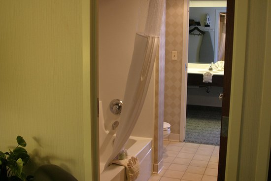 Carol Stream, IL: 2 Rm Suites-Passthrough Bathrooms-Entry from both rooms