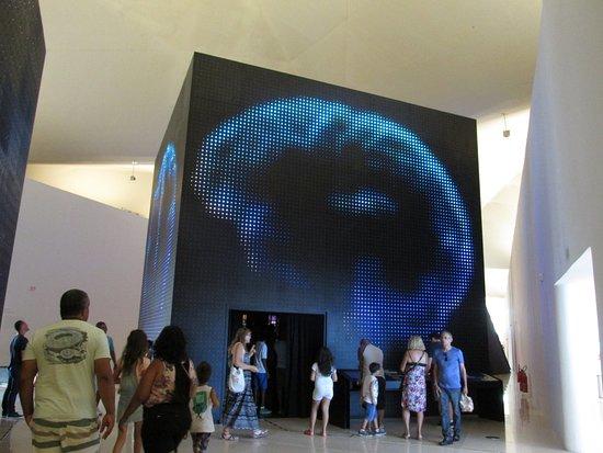 Resultado de imagem para museu do amanha rio de janeiro