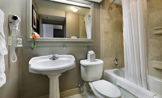 Somerville, MA: Our Newly Renovated Guest Bath area