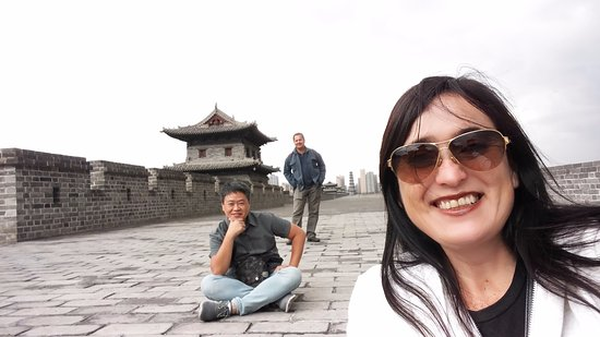 Datong, Chiny: Torres