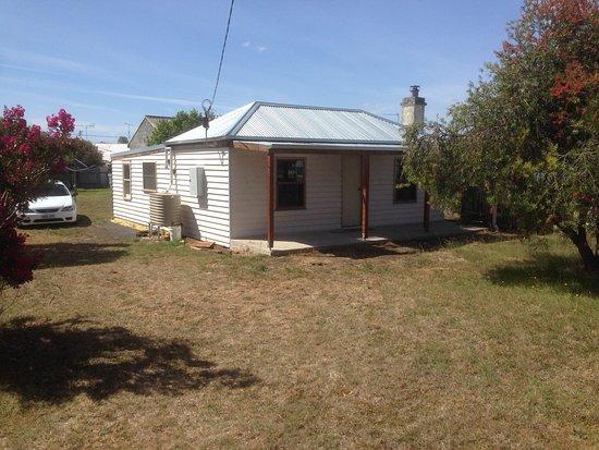 Mount Gambier, Australie : Stable Cottage Front Veiw