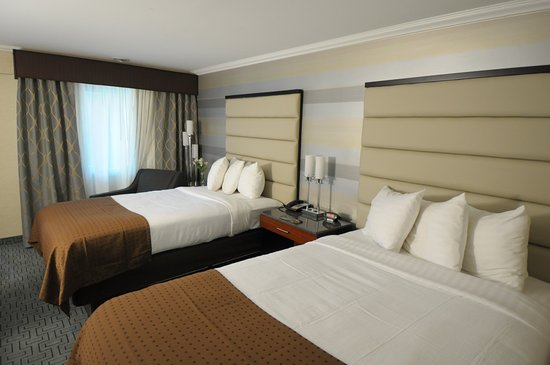 Plainview, estado de Nueva York: Double Bed Guest Room