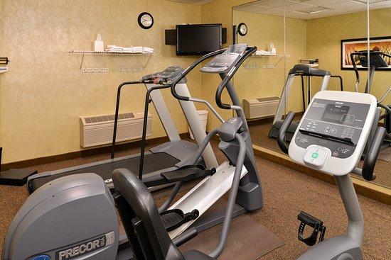 Medford, Oregón: Fitness Center