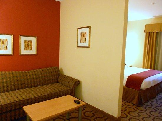 Фремонт, Калифорния: Guest Room