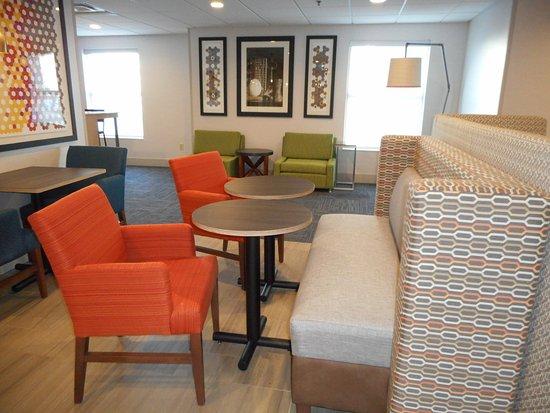 Fairfield, OH: Hotel Lobby