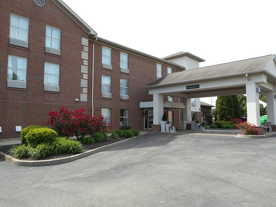 Fairfield, OH: Hotel Exterior