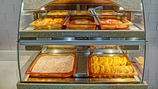 Cookeville, TN: Hot Breakfast Items