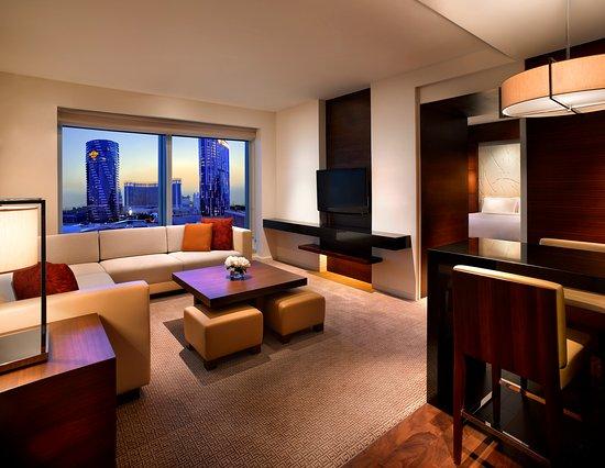澳門君悅酒店: Grand Suite King - Living Room
