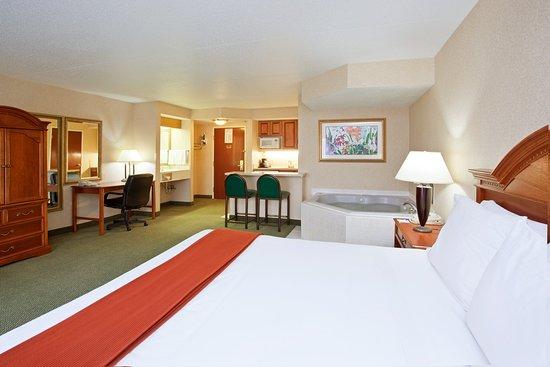Bridgeville, PA: Jacuzzi Suite