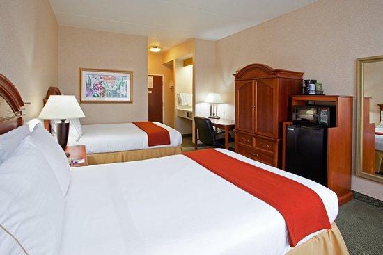 Bridgeville, بنسيلفانيا: Double Bed Guest Room