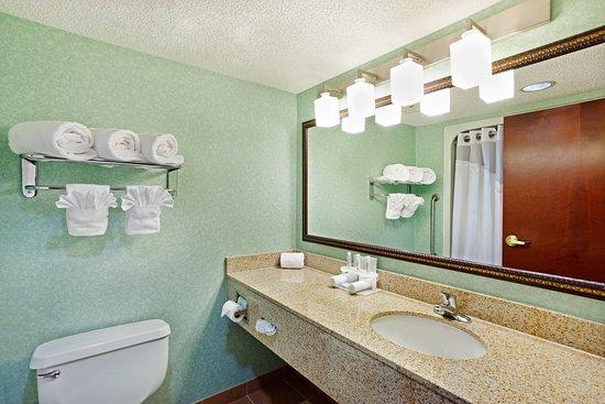 Duncan, Carolina del Sur: Guest Bathroom