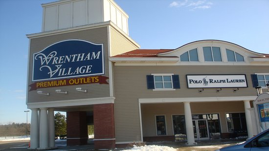 Milford, MA: Just a 15 minute drive is the Wrentham Village Premium Outlets