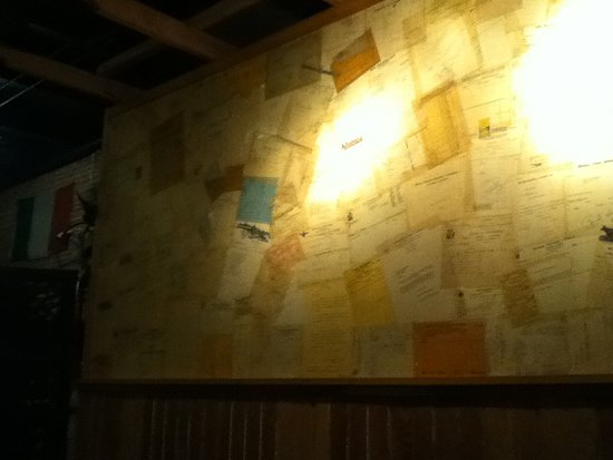 Butte, MT: Wall coverings