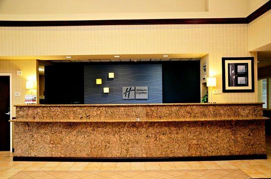 Pasco, WA: Front Desk