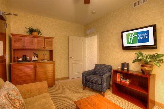 El Dorado Hills, Californien: Executive Suite