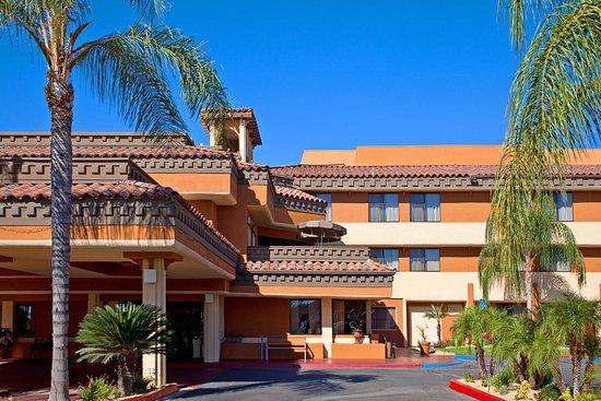 Moreno Valley, Kalifornia: Hotel near March ARB