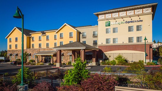 Holiday Inn Express Hotel & Suites Gold Miners Inn-Grass Valley: Stay Where the Stars Stay!