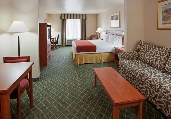 Grass Valley Hotel, King Bed Guest Room