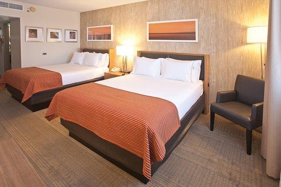 Burlingame, Californie : Double Bed Guest Room