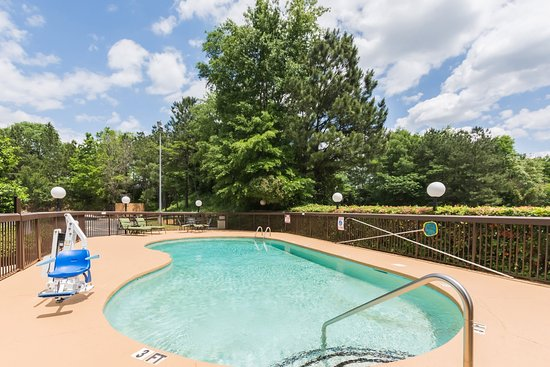 Rockingham, Carolina do Norte: Outdoor Pool