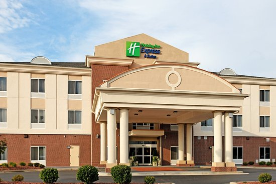 Athens, ألاباما: Welcome to Holiday Inn Express & Suites Athens