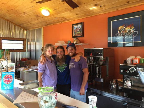 Rico, CO: The friendly and helpful staff!