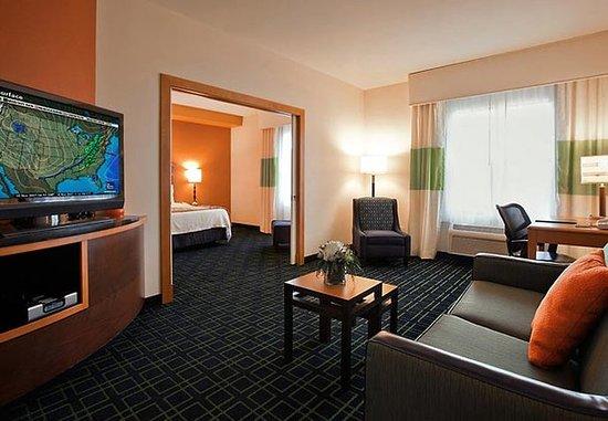 Sebastopol, CA: One-Bedroom Suite