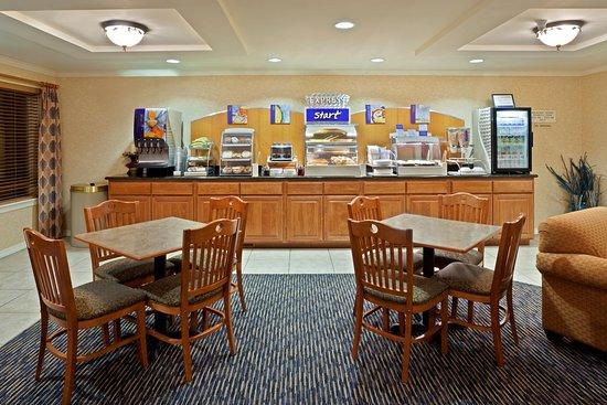 Yakima, Waszyngton: Breakfast Area