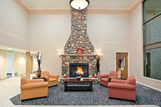 แยคิมา, วอชิงตัน: Hotel Lobby