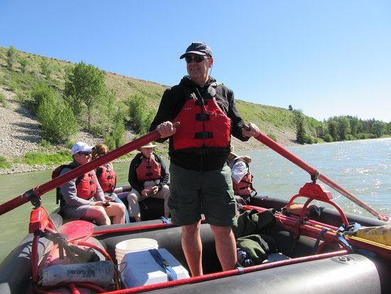 National Park Float Trips